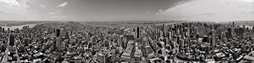 New York Panorama - Fineart photography by Sebastian Pahl