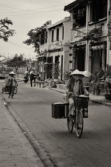 Phyllis Bauer, Streets from Hoi An (Vietnam, Asia)
