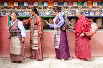Jagdev Singh, Om Mani Padme Hum (Nepal, Asien)