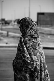 Philipp Langebner, waiting (Marokko, Afrika)