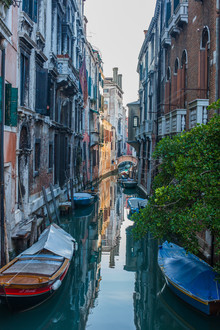 silent venice - Fineart photography by Philipp Langebner