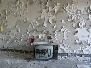 Elsa Thorp, Abandoned Iraqi Embassy, Berlin  (Germany, Europe)