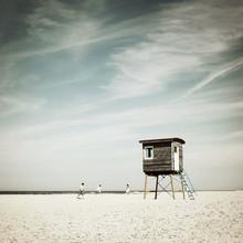 Badesaison - fotokunst von Manuela Deigert