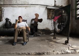 Jens Rosbach, Werkstatt, Kuba (Kuba, Lateinamerika und die Karibik)