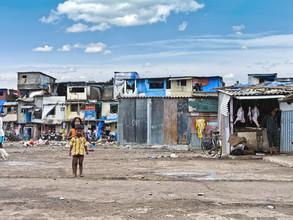 Markus Schieder, Kids in a slum of Mumbai (Indien, Asien)
