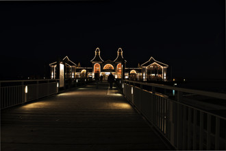 Karin Dederichs, Seebrücke (Deutschland, Europa)