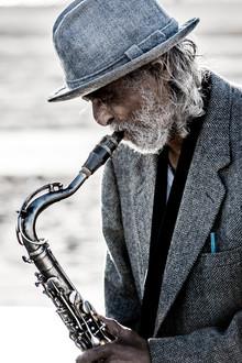 Jörg Faißt, Musician, Venice Beach, Los Angeles (Vereinigte Staaten, Nordamerika)