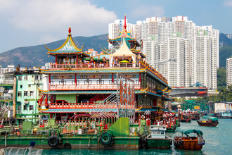 Anke Dörschlen, Jumbo (Hong Kong, Asien)