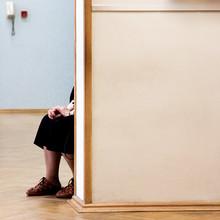 Anke Dörschlen, Alone in the museum (Russia, Europe)