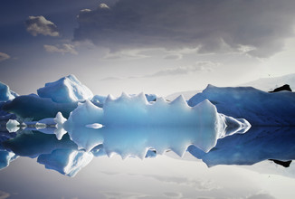 Carsten Meyerdierks, Ice-Art (Iceland, Europe)