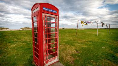 Jörg Faißt, Telephone booth - Lossiemouth (Scotland) (Großbritannien, Europa)