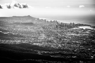 Honolulu - fotokunst von Lars Jacobsen
