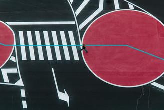 Igor Krieg, street geometry (Spanien, Europa)