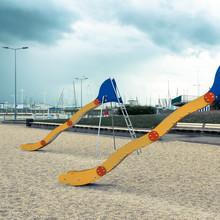 Igor Krieg, playground slides (France, Europe)