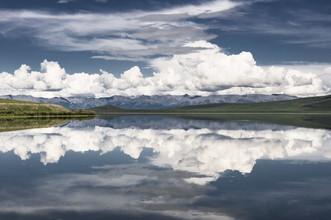 Schoo Flemming, Mirror Lake (Mongolia, Asia)