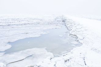 Frozen Sea - Fineart photography by Schoo Flemming