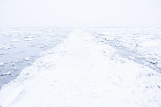 Schoo Flemming, iced road to nowhere (Germany, Europe)