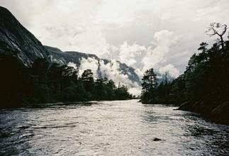 Christian Kluge, Wolkenbad (Norwegen, Europa)