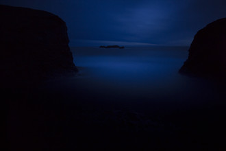 Island, Dyrhólaey - fotokunst von Jens Rosbach
