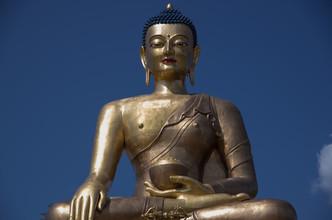 Guido Heering, Buddha in Bhutan (Bhutan, Asia)