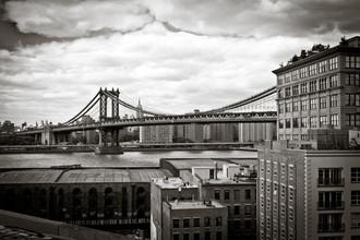 Tim Bendixen, Manhattan Bridge (Vereinigte Staaten, Nordamerika)