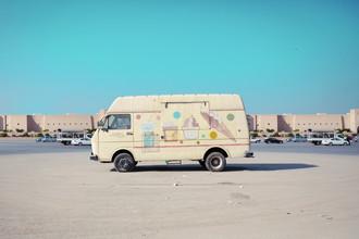 Eva Stadler, ice cream (Oman, Asia)