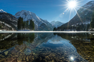 Lago del Predil - Fineart photography by Manuel Ferlitsch