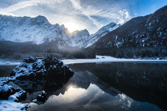 Manuel Ferlitsch, Lago di Fusine (Italien, Europa)