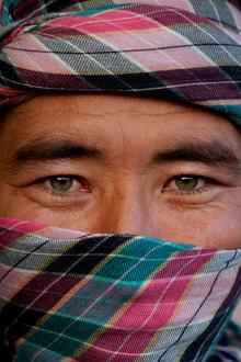 Christina Feldt, Hazara man in Kabul (Armenien, Asien)