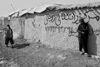 Christina Feldt, Refugee Camp in Kabul (Afghanistan, Asien)