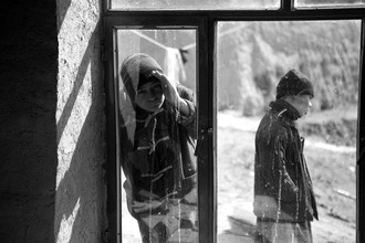 Christina Feldt, Boys in rural Afghanistan (Afghanistan, Asia)