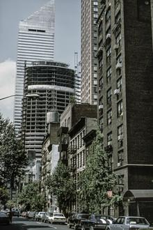 Michael Schulz-dostal, NYC 80th II (Vereinigte Staaten, Nordamerika)