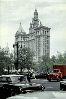 Michael Schulz-dostal, NYC 70th I (Vereinigte Staaten, Nordamerika)