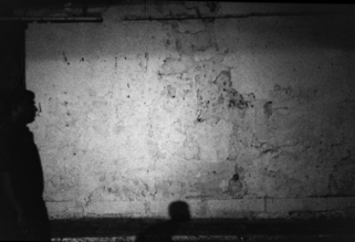 Nasos Zovoilis, A man walking in the night (Greece, Europe)