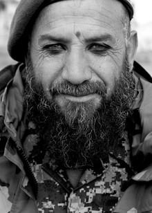 Rada Akbar, Cop (Afghanistan, Asia)