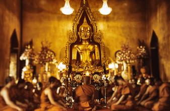 Victoria Knobloch, Mönche in Bangkok (Thailand, Asien)