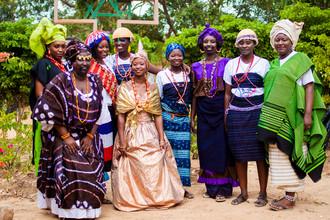Long Do Cao, Woman day (Senegal, Africa)