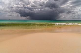 Ralf Germer, Monsunwolken über Silhouette (Seychellen) (Seychellen, Afrika)