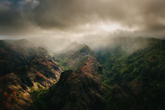 Greg Hogan, Waimea Canyon (United States, North America)