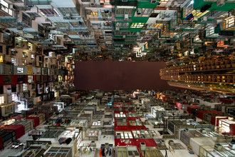 Matthias Reichardt, Neighborhood (China, Asien)