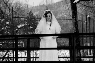 Alisa Schätzle, White Wedding, Black Forest (Deutschland, Europa)