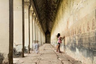 Steffen Rothammel, Säulengang (Kambodscha, Asien)