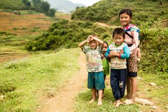 Steffen Rothammel, Kinder in SaPa (Vietnam, Asien)