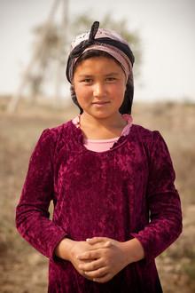 Jeanette Dobrindt, Wüstenmädchen (Usbekistan, Asien)