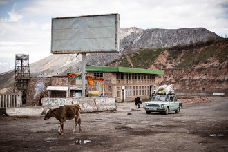 Jeanette Dobrindt, Rush hour (Uzbekistan, Asia)