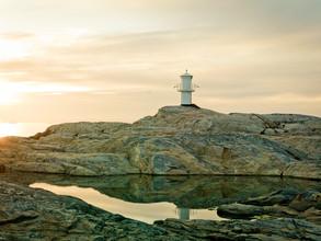 Daniel Stöltzner, Die Stufen zum Leuchtturm (Schweden, Europa)