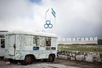 Jeanette Dobrindt, Old vehicle (Usbekistan, Asien)