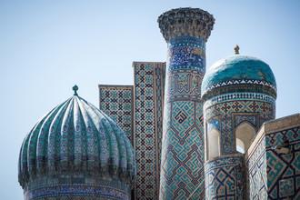 Jeanette Dobrindt, Formen und Farben (Usbekistan, Asien)