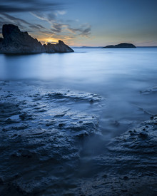 Ronnie Baxter, Craigleith at Dusk (United Kingdom, Europe)