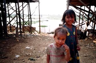 Jim Delcid, Cambodia Kompong kleang (Cambodia, Asia)